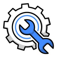 Factor Tools Icon | Powerful Tools for Software Development Consultancies